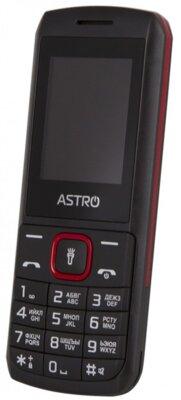 Мобільний телефон Astro A170 Black/Red 6