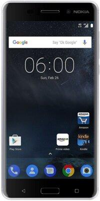Смартфон Nokia 6 DS Silver 1