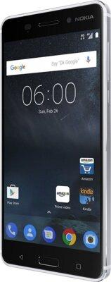 Смартфон Nokia 6 DS Silver 4