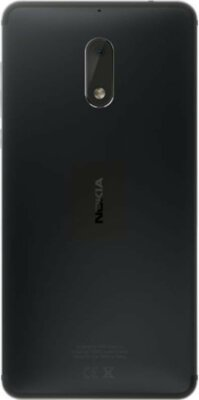Смартфон Nokia 6 DS Matte Black 2