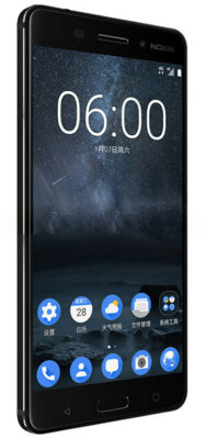Смартфон Nokia 6 DS Matte Black 4