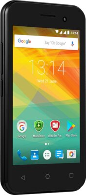 Смартфон Prestigio MultiPhone Wize R3 PSP3423 Black 3