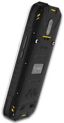 Смартфон Sigma X-treme PQ17 Black-Yellow 7