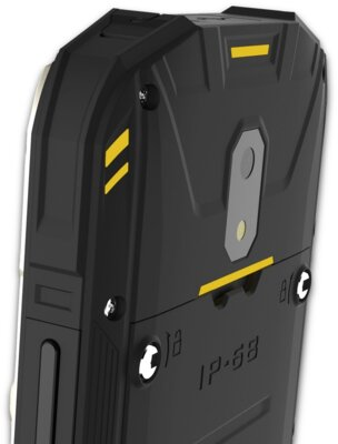 Смартфон Sigma X-treme PQ17 Black-Yellow 9