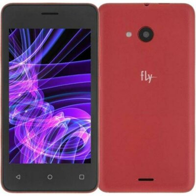 Смартфон Fly FS408 Stratus 8 Red 3