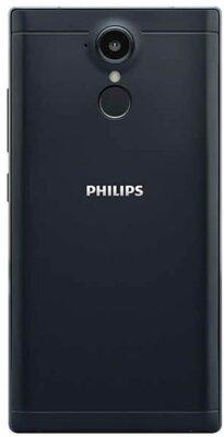 Смартфон Philips X586 Black 4