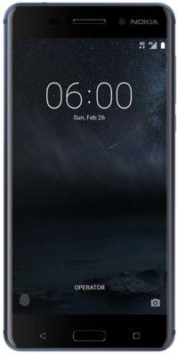 Смартфон Nokia 6 DS Tempered Blue 1