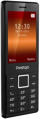 Мобільний телефон Prestigio 1285 Muze D1 Dual Black 3