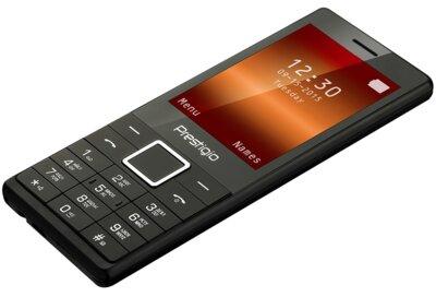 Мобільний телефон Prestigio 1285 Muze D1 Dual Black 5