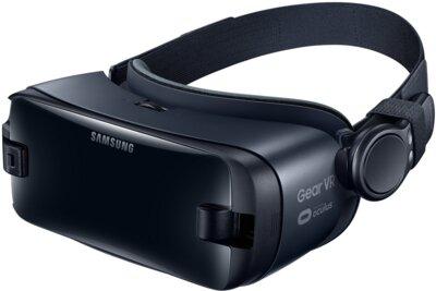 Очки виртуальной реальности Samsung Gear VR SM-R325NZVASEK + controller 2