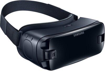 Очки виртуальной реальности Samsung Gear VR SM-R325NZVASEK + controller 5