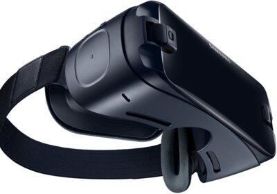 Очки виртуальной реальности Samsung Gear VR SM-R325NZVASEK + controller 9