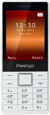 Мобільний телефон Prestigio 1285 Muze D1 Dual White 1