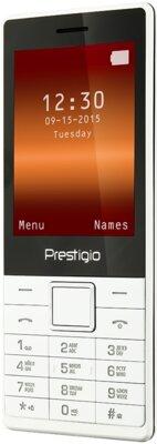 Мобільний телефон Prestigio 1285 Muze D1 Dual White 4
