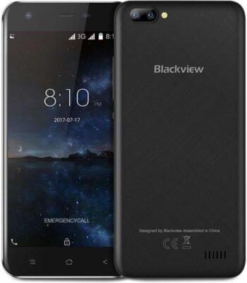 Смартфон Blackview A7 Black 3