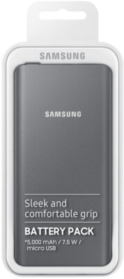 Мобильная батарея Samsung EB-P3020BSRGRU Silver/Gray 7