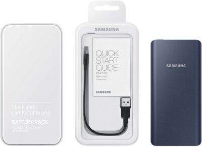 Мобільна батарея Samsung EB-P3000BNRGRU Navy 6