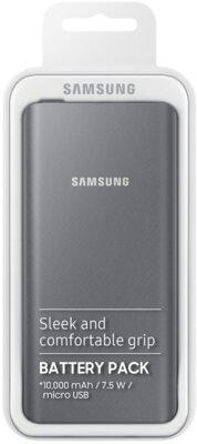 Мобильная батарея Samsung EB-P3000BSRGRU Silver/Gray 7