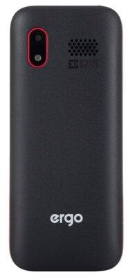 Мобильный телефон Ergo F181 Step Dual Sim Вlack 2