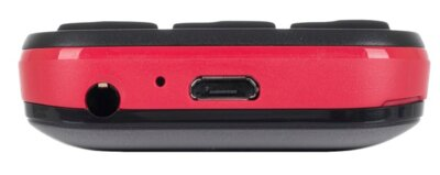 Мобильный телефон Ergo F181 Step Dual Sim Вlack 5