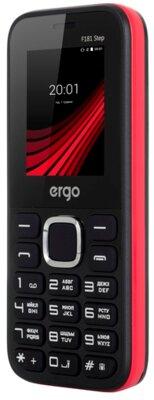Мобильный телефон Ergo F181 Step Dual Sim Вlack 6
