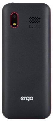 Мобильный телефон Ergo F243 Swift Dual Sim Black 2