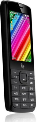 Мобильный телефон Fly TS113 Black 3