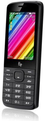Мобильный телефон Fly TS113 Black 4