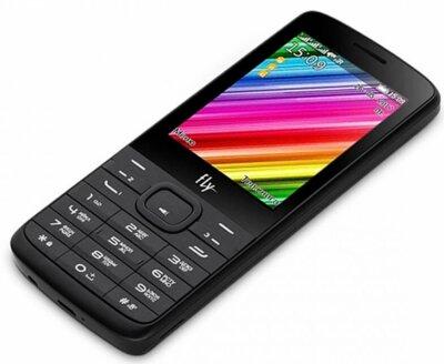 Мобильный телефон Fly TS113 Black 6