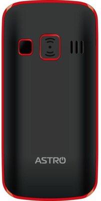 Мобильный телефон Astro A172 Black/Red 2