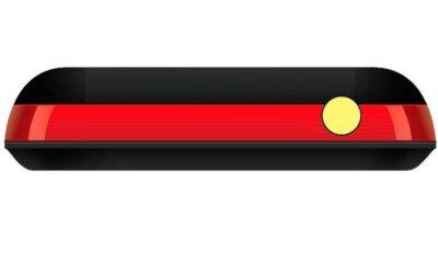 Мобильный телефон Astro A172 Black/Red 5