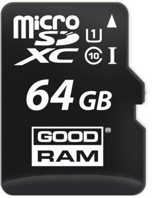 Карта пам'яті microSDXC 64GB GOODRAM Class 10 UHS-I M1AA-0640R11 2