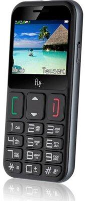 Мобільний телефон Fly Ezzy 9 Black 5