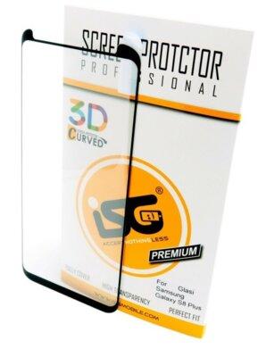 Захисне скло ISG 3D Screen Protector Full Cover для Apple iPhone X 1