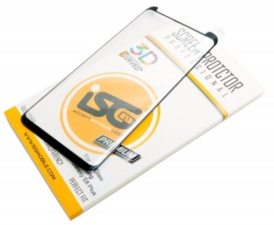 Захисне скло ISG 3D Screen Protector Full Cover для Apple iPhone X 2