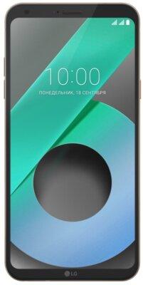 Смартфон LG Q6 M700 Gold 1