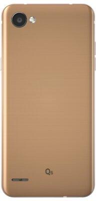 Смартфон LG Q6 M700 Gold 2