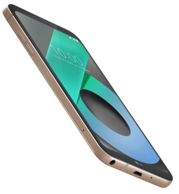 Смартфон LG Q6 M700 Gold 5