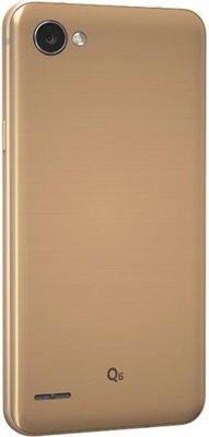Смартфон LG Q6 M700 Gold 7