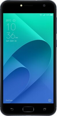 Смартфон Asus ZenFone Live Dual Sim Black 1