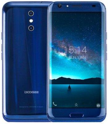 Смартфон Doogee BL5000 Blue 3