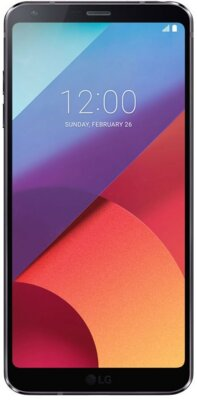 Смартфон LG G6 32Gb Black 1