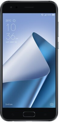 Смартфон Asus ZenFone 4 ZE554KL 4/64GB Black 1