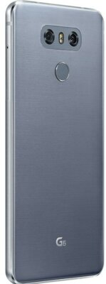 Смартфон LG G6 32Gb Platinum 5