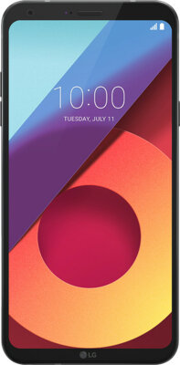Смартфон LG Q6 (M700AN) 4GB Dual Sim Black 1