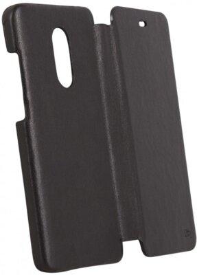 Чехол Utty Book-case для Xiaomi Note 4(C6) Black 4