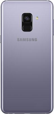 Смартфон Samsung Galaxy A8 (2018) SM-A530F Orchid Gray 2