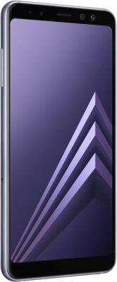 Смартфон Samsung Galaxy A8 (2018) SM-A530F Orchid Gray 3