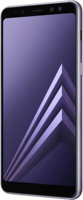Смартфон Samsung Galaxy A8 (2018) SM-A530F Orchid Gray 4