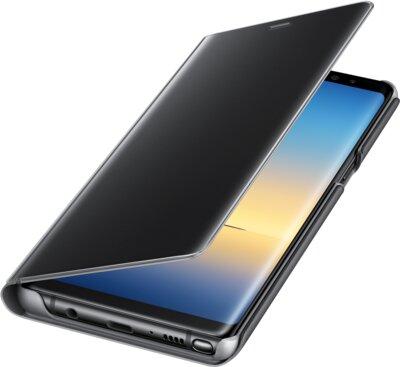 Чохол Samsung Clear View Standing Cover Black EF-ZN950CBEGRU для Galaxy Note 8 N950 4